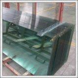 Ontruim/Blauw/Brons/Groen Gehard glas met ISO/Ce/SGS- Certificaat