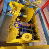 Cuerda plástica que hace que la máquina Rope el telar que tuerce la máquina