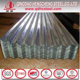 Heißes BAD Z275 Metallzink-gewölbtes Dach-Stahlblatt