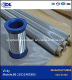 Acoplamiento de alambre de acero inoxidable del filtro del SGS Certifiled 302/304/316L de la ISO
