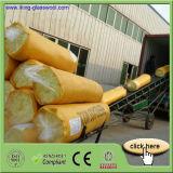 Manufactory одеяла стеклянной ваты термоизоляции в Китае