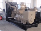 Leises 150kw/190kvawater-Cooled Cummins Dieselmotor-Generator-Set