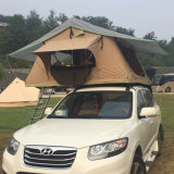 Type neuf tente se pliante imperméable à l'eau de dessus de toit de véhicule de l'interpréteur de commandes interactif mol SUV à vendre