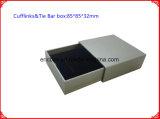 Casella di carta del gemello dei monili Jy-Jb57 con il marchio di timbratura caldo dell'oro