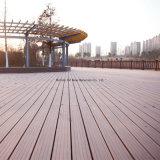 Revestimento plástico de madeira projetado