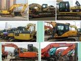 La máquina de la construcción parte recambios de la niveladora del excavador