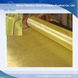 Tela de filtro do engranzamento do fio de cobre