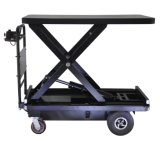 1.2 Meter Lifting Table for Warehouse (DH-LM1-C5 Pneumatic Tyre Curtis Controller, 500W Motor)
