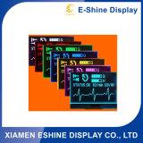 12864 grafische LCD van de Matrijs van de PUNT van Stn van het Type Module met backlight