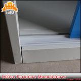 [سليد غلسّ دوور] 4 [أدجوستبل شلف] فولاذ تخزين خزانة