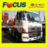 Hinochassisの広く利用された10cbm Concrete Truck Mixer