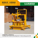 Preiswerte Ziegeleimaschine der Block-Ziegelstein-Maschinen-Qt40-3c kleine