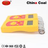 Leder-Feuchtigkeits-Messinstrument des Gewebevm-cc$t