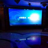 ダイカストで形造られたキャビネットの段階の表示LEDスクリーン