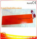 calentador flexible de la impresora del caucho de silicón de 150*50*1.5m m 60W 12V 3D