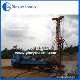Установленное тележкой снаряжение сверла для воды (Gliii)