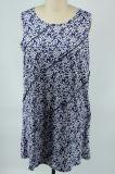 Selvedge Knit Stringy напечатал платье повелительниц
