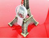 3D Aandrijving van de Flits van het Kristal USB 2.0 van het Glas van de Fotografie van de Douane van het Embleem