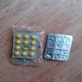 Macchina per l'imballaggio delle merci di vendita di flusso della capsula automatica calda della pillola