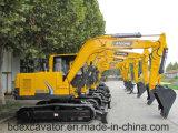 安く新しいクローラー掘削機0.5m3のバケツの掘削機の商品パフォーマンス