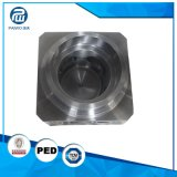 OEM Forged Customized Precision 45 # Peças hidráulicas com galvanizado