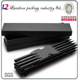 Коробка индикации коробки упаковки коробки пер индикации бумаги коробки пер подарка карандаша древесины упаковывая пластичная (YSD21)