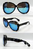 مصممة جديد تماما بلاستيكيّة نمو نظّارات شمس لأنّ نساء/سيدة ([دب1197ز])