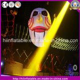 Головка черепа клоуна самого лучшего сбывания раздувная для украшения Halloween