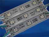 Módulo do diodo emissor de luz da alta qualidade IP65 5050 SMD para anunciar