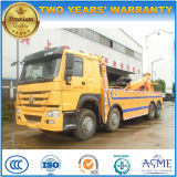 Vrachtwagen 4 van de Redding van Sinotruk het Slepen van Assen de Op zwaar werk berekende Prijs van de Vrachtwagen