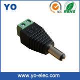 2.1mm gelijkstroom Plug met Screw Terminal (Y 3001)