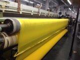 Dpp140t-34W weißes Einzelheizfaden-Polyester-Drucken-Ineinander greifen