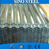 Sgch a galvanisé rident le prix usine en acier de feuille de Gi de toiture