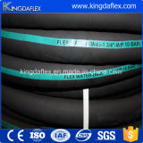 Hochleistungstuch-Deckel-flexible Gummiluft/Wasser-Schlauch