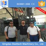 磨く機械、Continounsのショットブラスト機械