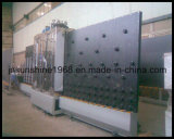 Lavadora de cristal vertical, máquina de cristal de la arandela