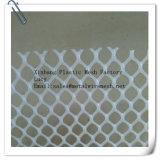 شبكة بيضاء بلاستيكيّة مربّعة/شبكة بلاستيكيّة يسيّج/تشكيك بلاستيكيّة مسطّحة