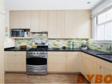 現代高い薄板にされたモジュラー木製の食器棚(BY-L-2)
