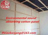 Polyester-Faser-akustische Isolierschicht