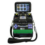 Buena encoladora de fibra óptica certificada CE/ISO de la fusión del funcionamiento de la venta caliente