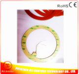 (203.2-76.2) подогреватель силиконовой резины подогревателя машины *1.5mm 110V 80W медицинский