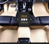 Eco Ford Explorer 3 줄을%s 친절한 가죽 차 매트