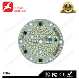 luz elevada PCBA do louro do diodo emissor de luz 50W