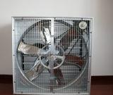 Alta qualidade--Exaustor industrial Push-Pull galvanizado para a estufa e as aves domésticas