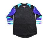 Sport Jersey de T-shirt de mode de 2017 ventes en gros avec le modèle personnalisé (R014)