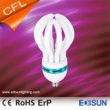 el loto de Spran CFL de la vida 8000hrs enciende la lámpara del ahorro de la energía de T5 45W 65W 85W 4u 5u