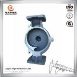 Soem-Eisen-Gießerei-Hydraulikpumpe-Teil mit schwarzem Farbanstrich