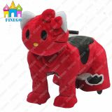 Shopping Mall를 위한 모피 Kitty Coin Operated Animal Zippy Rides