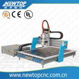 Mini máquina do router do CNC para a madeira
