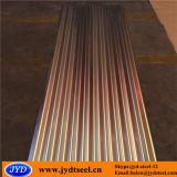 Zink-überzogenes Oberflächenbehandlung-gewölbtes Dach-Blatt